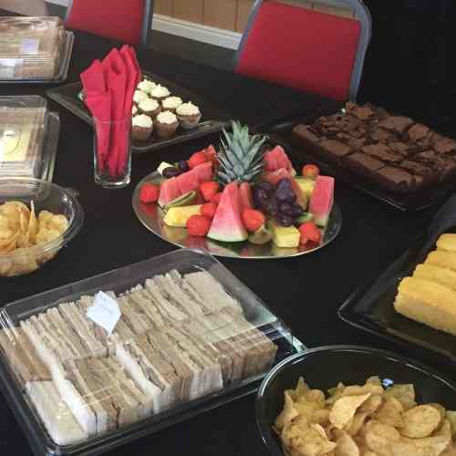 just wright catering buffet corporate
