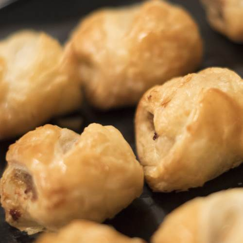 just wright catering sausage rolls corporate buffet